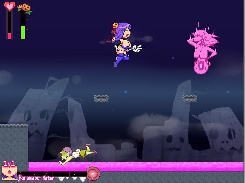 カボプリ!-完熟- カボチ王国の交尾姫のサンプル画像7