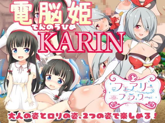 電脳姫KARIN【FANZA特典版】