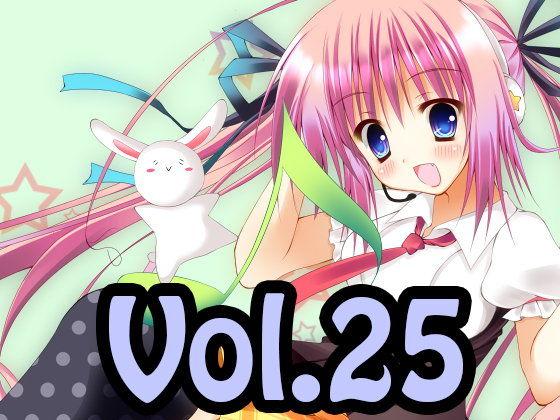著作権フリー素材集 Vol.25 コミカル・可愛い系ADV素材 BGM20曲 WAV+ループOGG