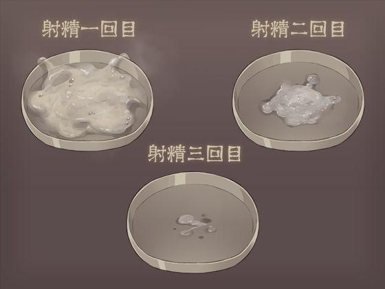 【B-bishop 同人】強制連続射精オナニーオナ禁サプリメント付属