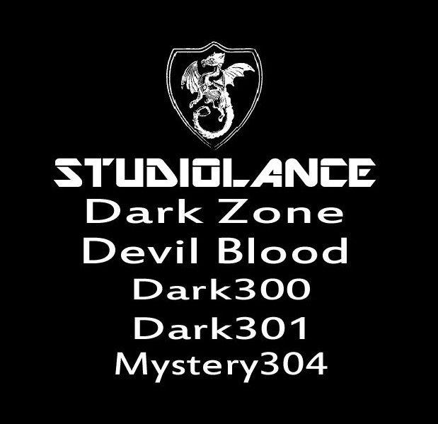 【レヴィ 同人】【スタジオランスBGM素材DarkZone】