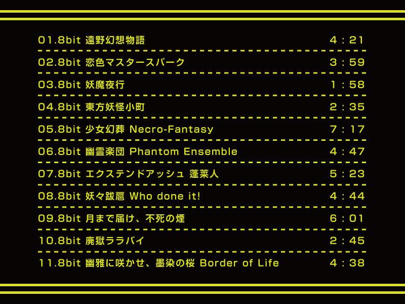 【DDBY 同人】8Bitouhou03