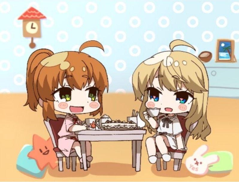 【ココナッツの夏! 同人】だべろう屋~秋野かえでと逢坂成美の気ままフリートーク集第一弾