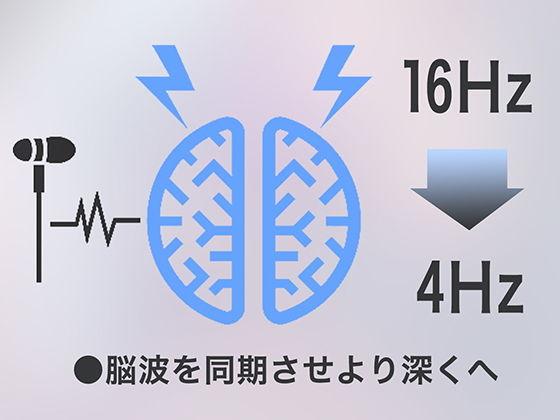 洗脳ヘミシンカー ~脳波コントロールでお腹の深い内側からオーガズム~2