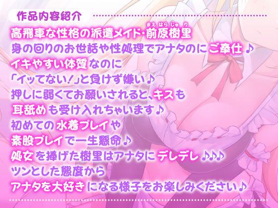 【KU100】ご奉仕メイドのツンデレ欲望エッチ ~ご主人さま、イってなんかないんだからねっ!~2