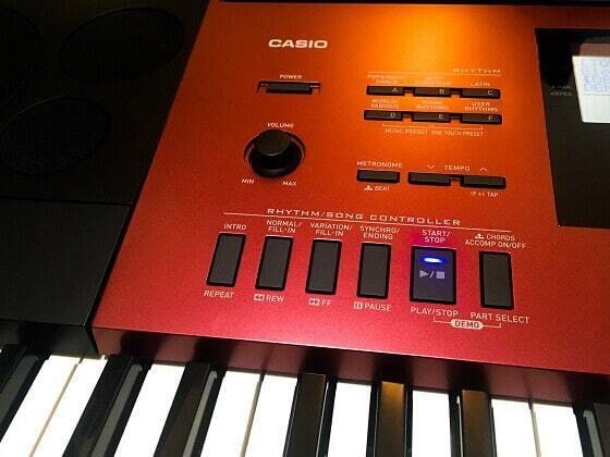フリー素材音楽 Vol.0 (カシオ CTK-6250)
